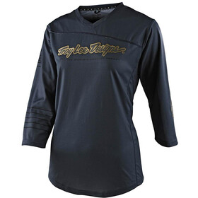 Troy Lee Designs Mischief 3/4 Jersey Dames, charcoal